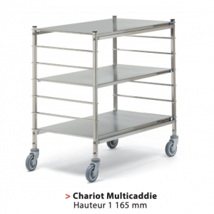 Chariot MULTICADDIE Mobile