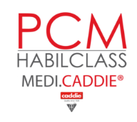 Logo PCM by MediCaddie