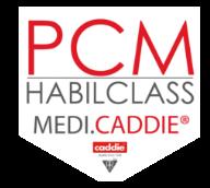 Logo PCM by MediCaddie
